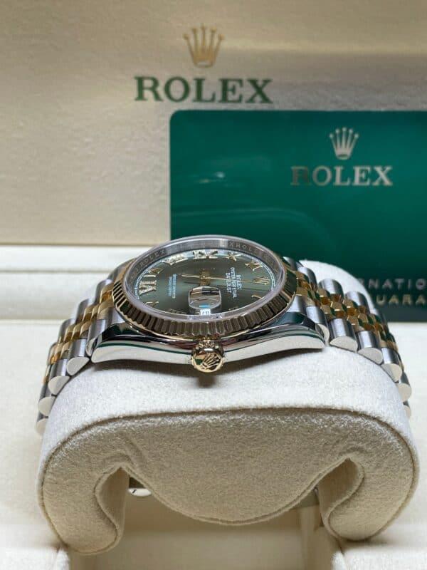 Rolex Datejust 126233 Side