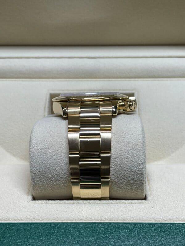 Rolex Daytona Black Bracelet