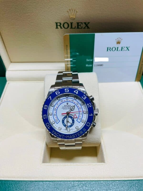 Rolex Yacht Master II