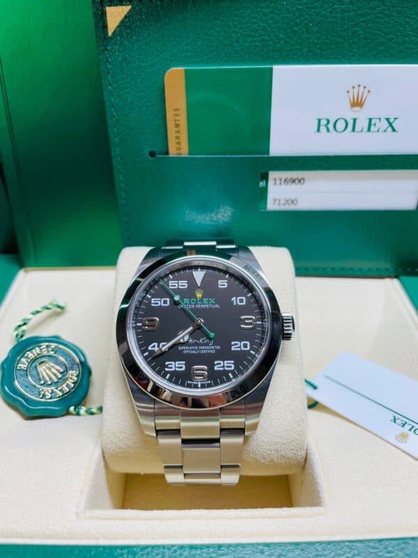 Rolex 116900 Front