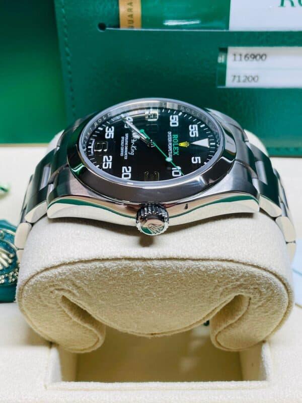 Rolex 116900 Side
