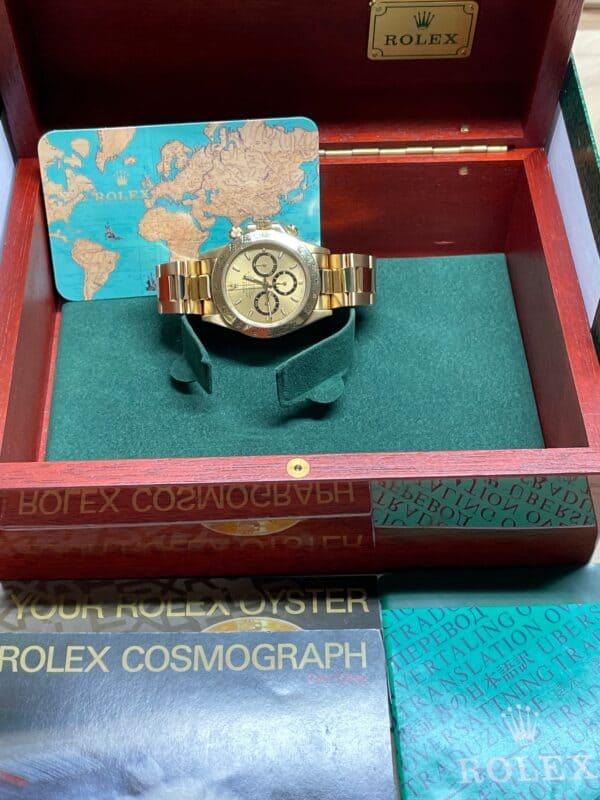 Rolex Daytona Zenith Box