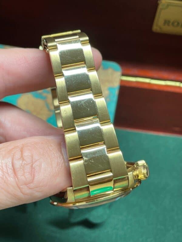 Rolex Daytona Zenith Bracelet