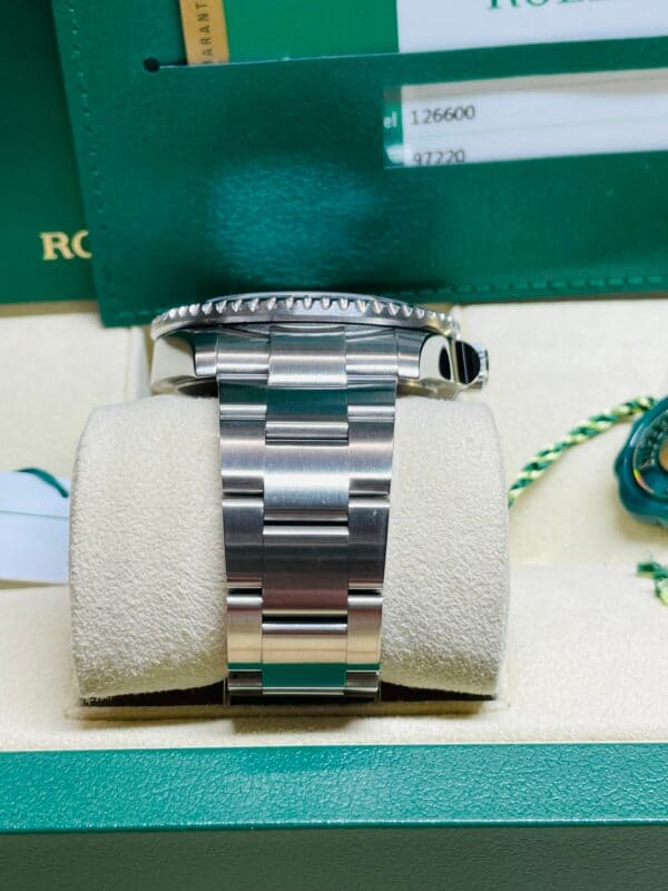 Rolex Sea Dweller Bracelet 2