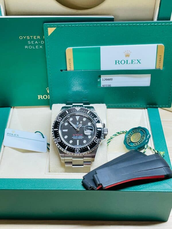 Rolex Sea Dweller Front