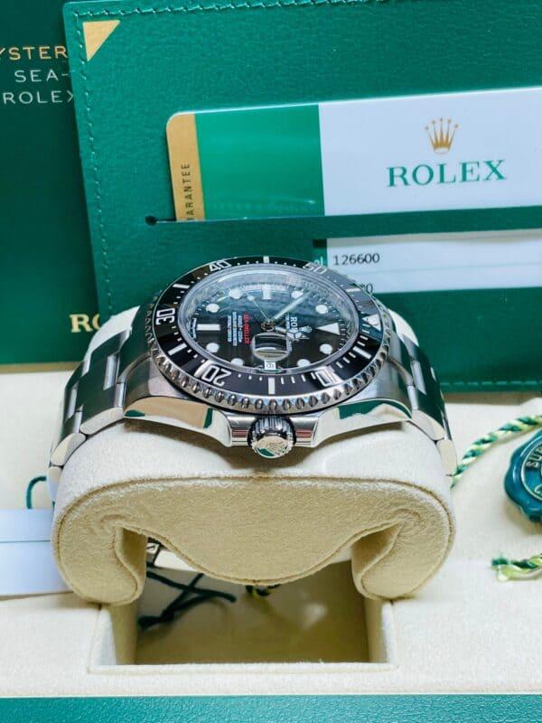 Rolex Sea Dweller Side 2