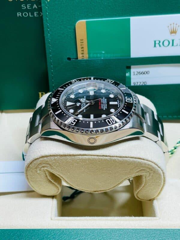 Rolex Sea Dweller Side