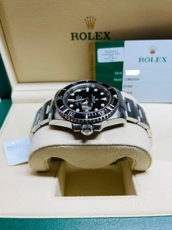 Rolex Submariner 116610LN Side