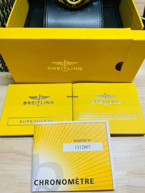 Breitling Superocean 42mm Box