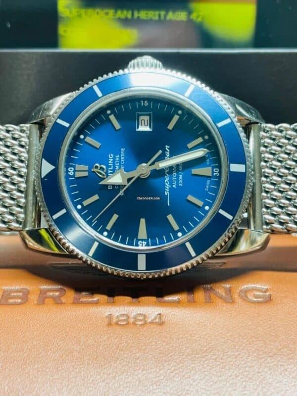Breitling Superocean Heritage Front