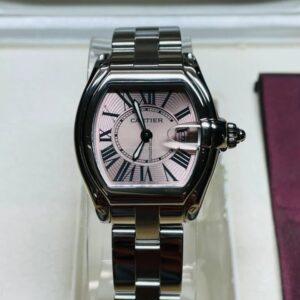 Cartier 2675 Pink Dial