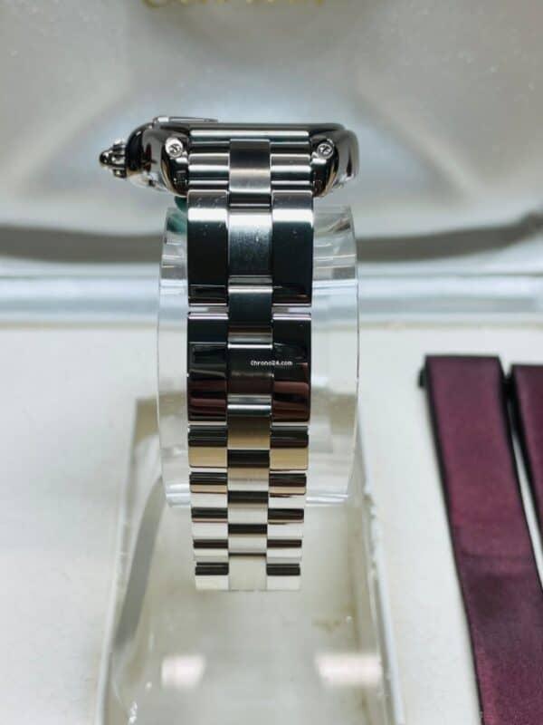 Cartier 2675 Pink Dial Bracelet