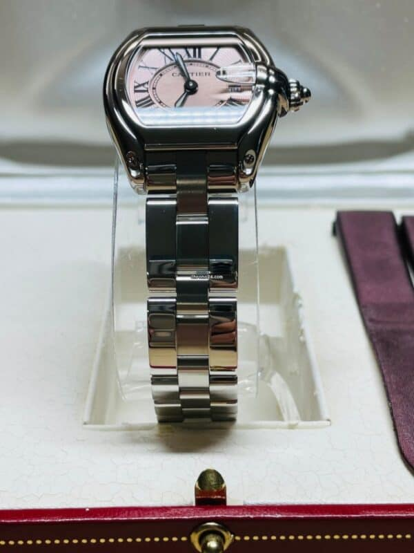 Cartier 2675 Pink Dial Front 3