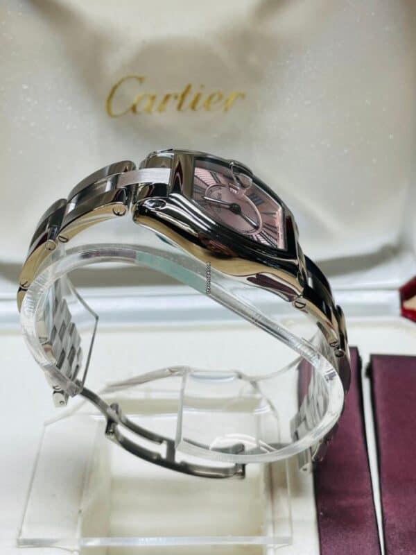 Cartier 2675 Pink Dial Left