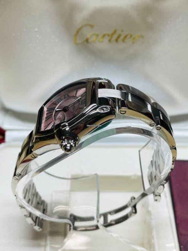 Cartier 2675 Pink Dial Right