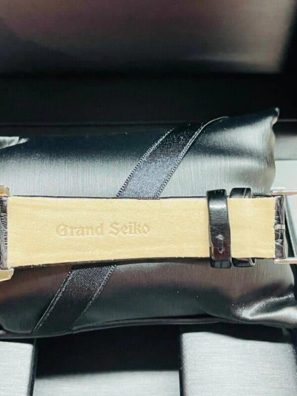 Grand Seiko Limited EditionStrap Back 2