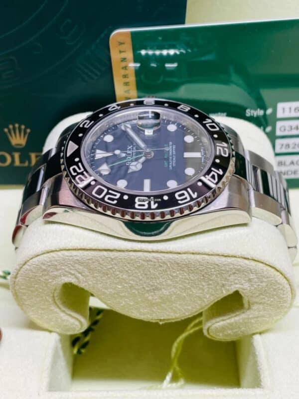 Rolex GMT Master II Side 2