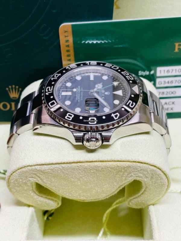 Rolex GMT Master II Side