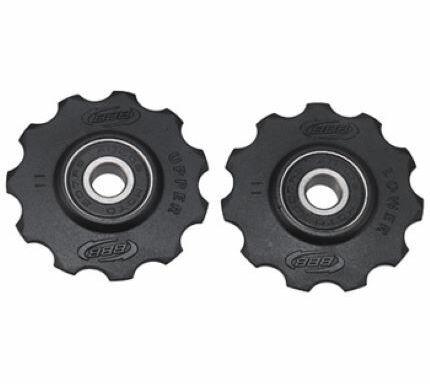 Jockey Wheels Fitting