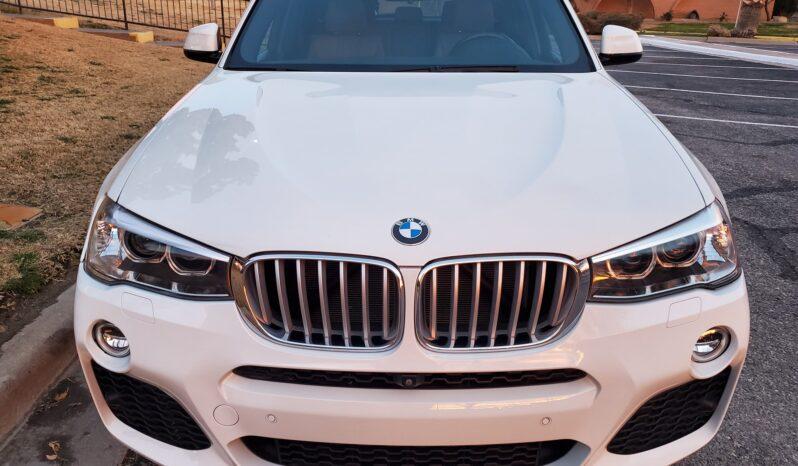 2017 BMW X3 M SPORT full
