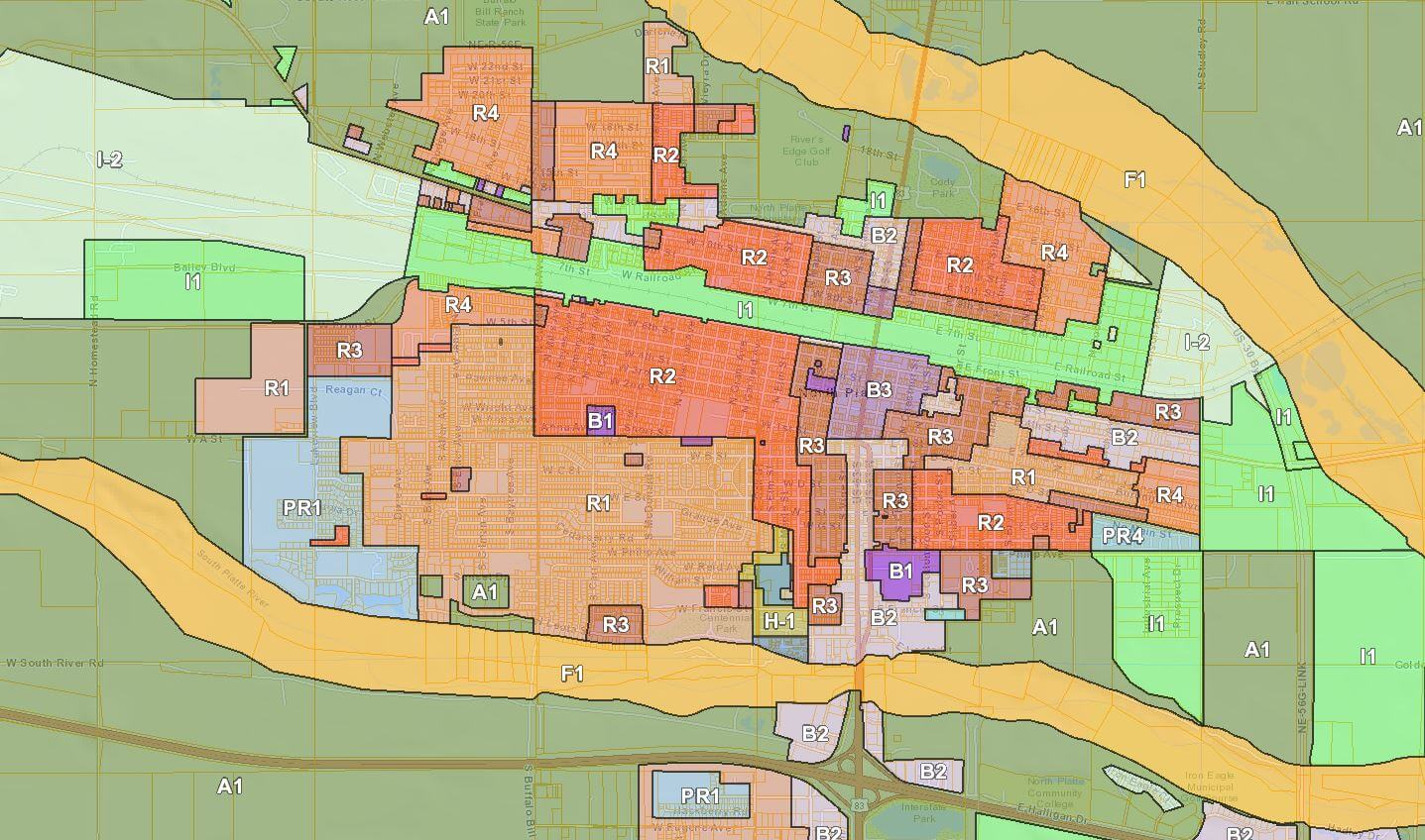 Citizens Benefit from County Government WebGIS