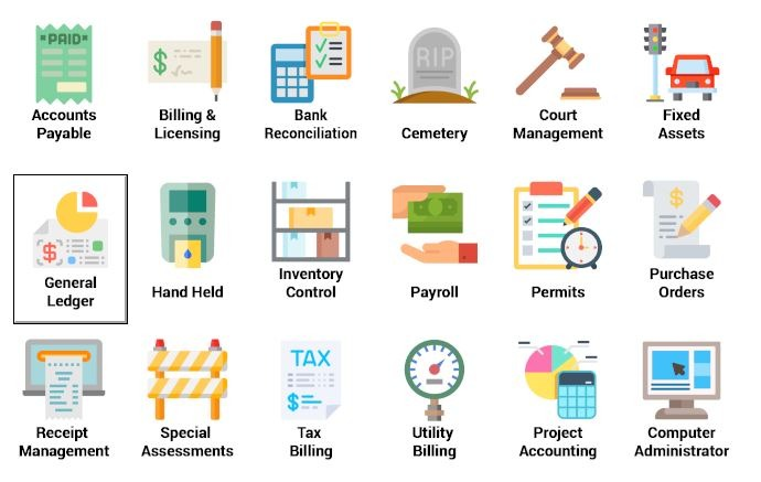 How to Document COVID-19 Issues with SimpleCity Financial Accounting Modules