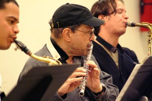Bob Porcelli, Lead Saxophone