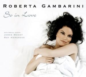 Roberta Gambarini, So In Love
