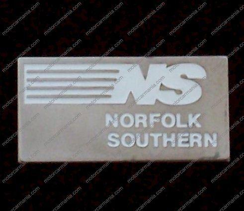 Boston /& Maine Railroad Logo Hat Pin #10-1020
