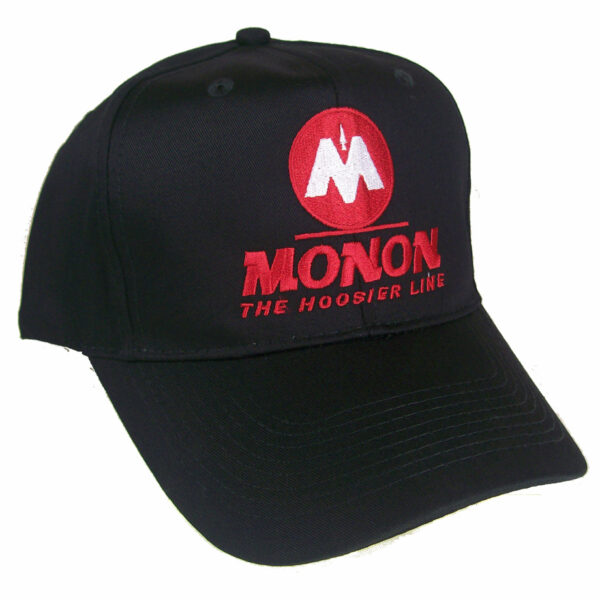 "Chicago Indianapolis & Louisville Railway ""Monon Route"" Embroidered Cap Hat 0056"