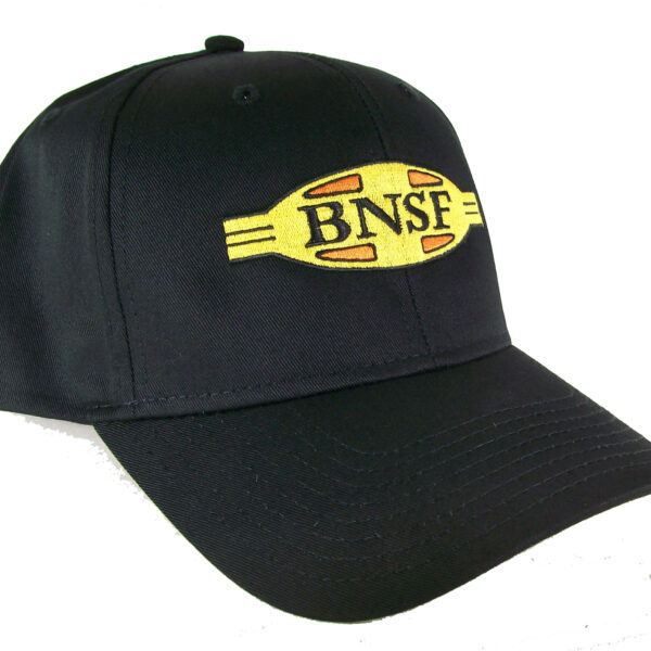 BNSF Railway Railroad Embroidered Cap Hat 40-0061