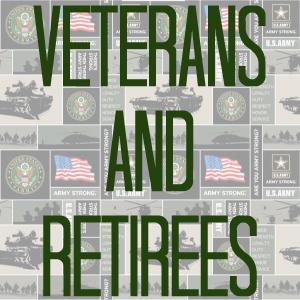 Veterans & Retirees