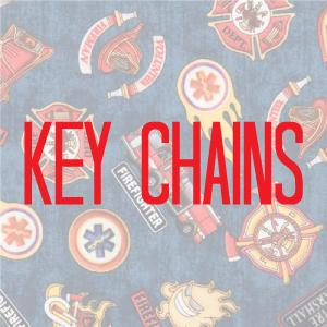 Key Chains (Fire/EMT/Medical)