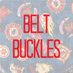 Belt Buckles (Fire, EMT & Medical)
