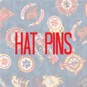 Hat Pins (Fire/EMT/Medical)