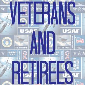Veterans & Retirees (USAF)