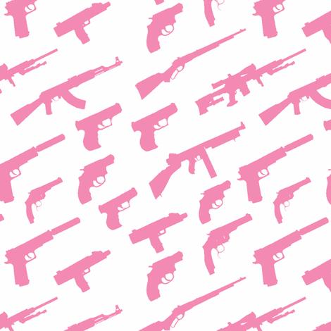 Guns & Knives (Hat Pins & Patches)