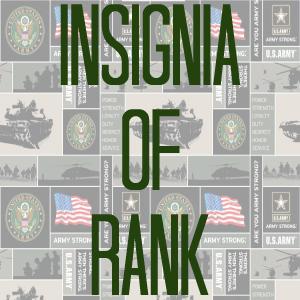 Insignia of Rank (Army)