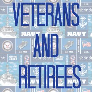 Veterans & Retirees (Navy)
