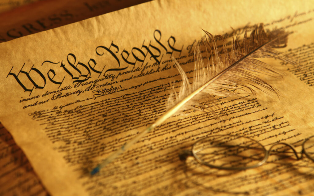 Preserving our Constitution