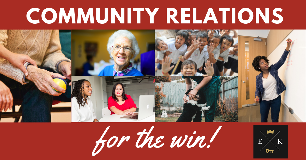 Community Relations Blog