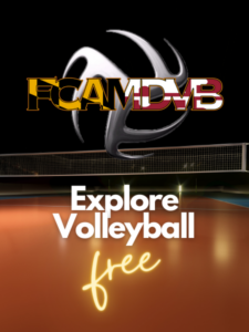 Fall 2021 Explore Volleyball! Clinic Feature Image