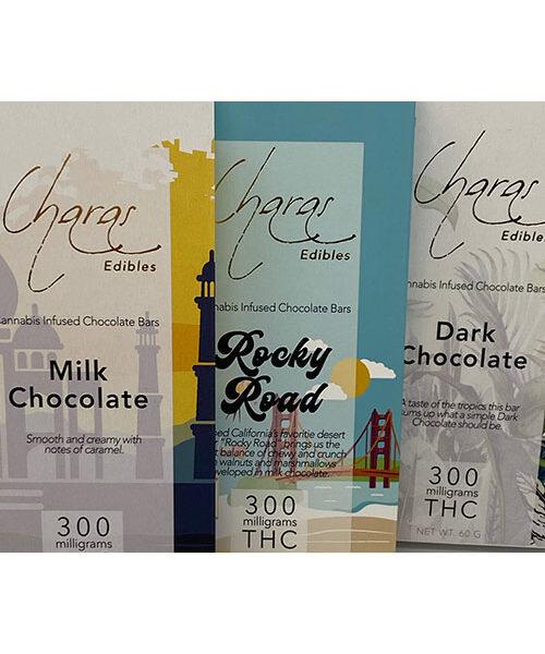 Cannabis Infused Chocolate Bars