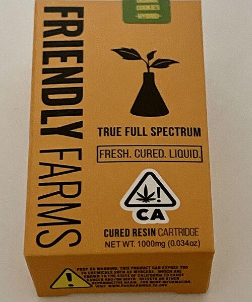 Friendly Farms Cartridge