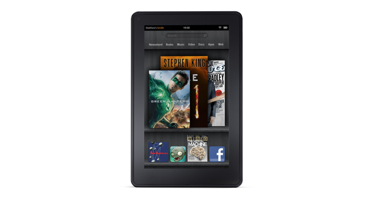 Amazon Student Kindle Fire