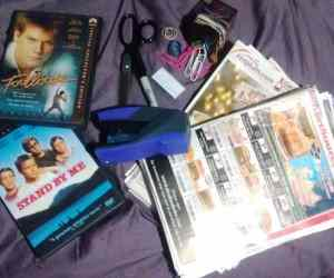 organizing coupons