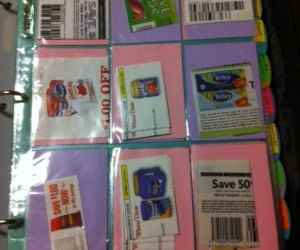 filing coupon inserts