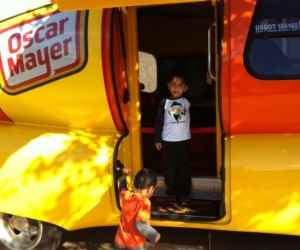 Oscar Mayer Wienermobile Sighting