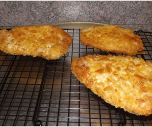 Cracker Breaded Pork Tenderloin