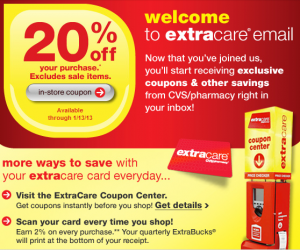 CVS E-mail Help and Troubleshooting Tips